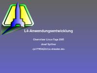 L4-Anwendungsentwicklung